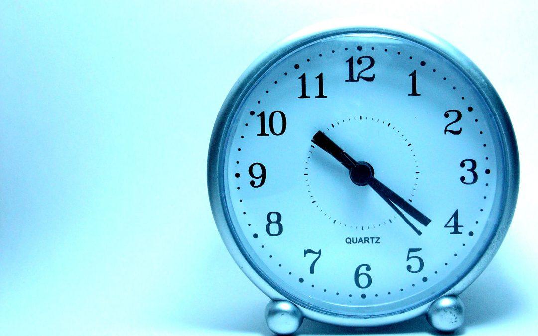Mikä ajan hallitsemisessa on niin vaikeaa?